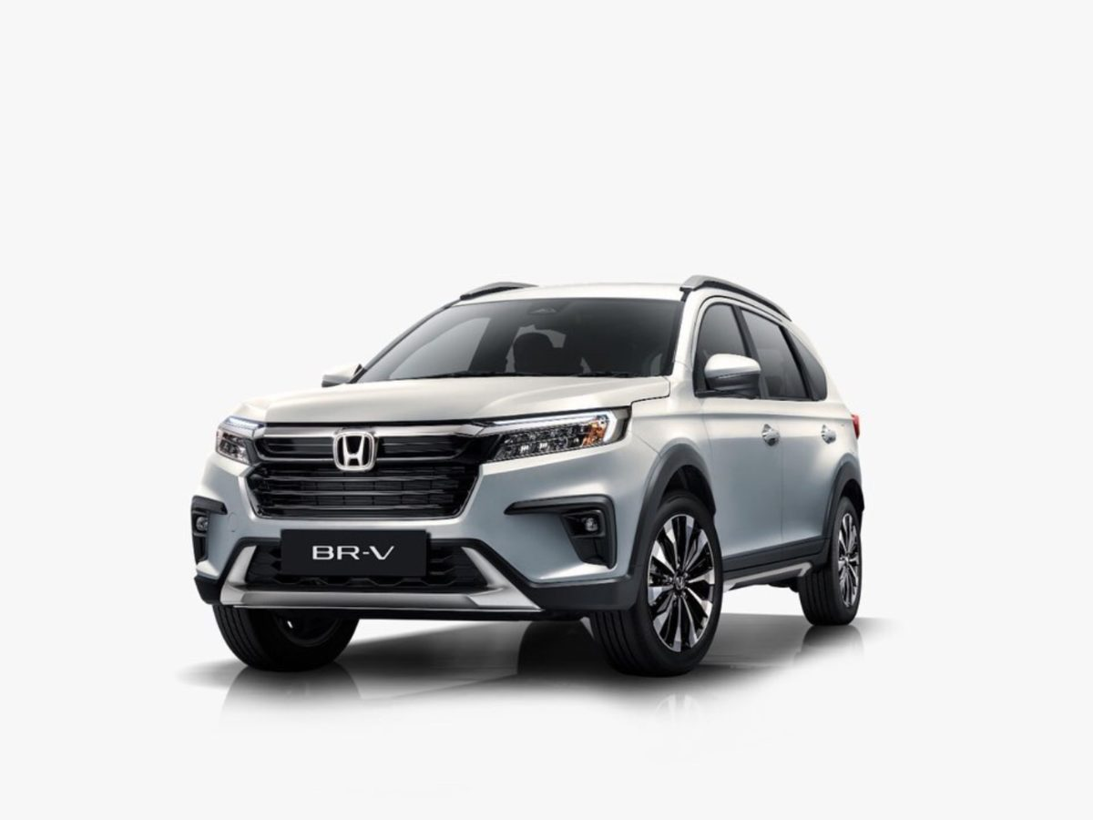 second gen Honda BRV revealed