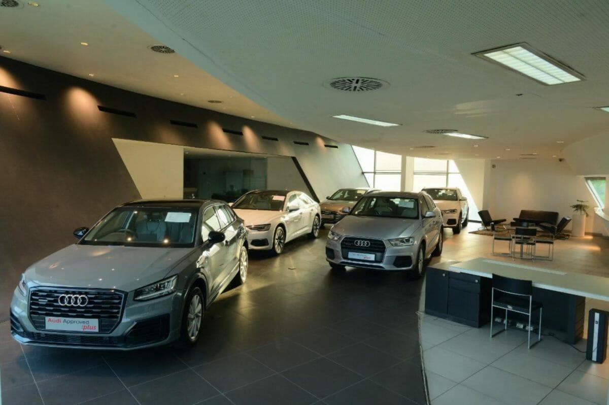 Audi Ludhiana