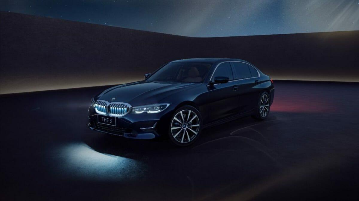 BMW 3 series gran limo iconic edition