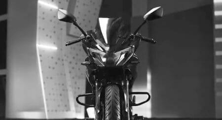 Bajaj Pulsar 250's Front End Almost Revealed In Second Teaser Video!