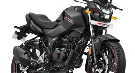 Hero Launches The Xtreme 160r Stealth Edition At ₹1.16 Lakh!