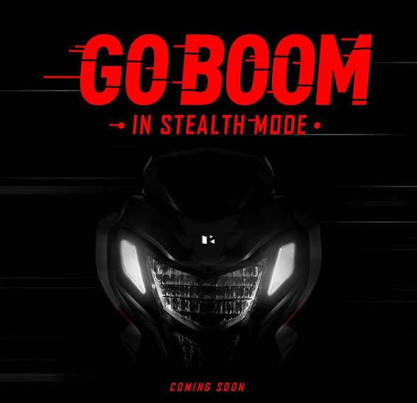 Hero Xtreme 160R Stealth edition teased