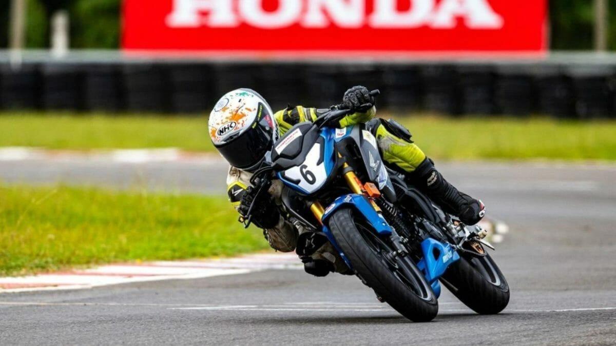 Honda Hornet One Make Race