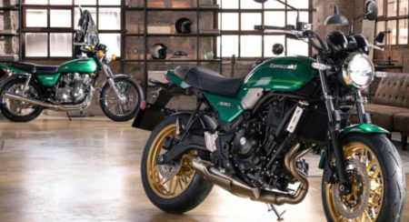 Kawasaki Z650RS Spied In India For The First Time; Launch To Happen Soon?