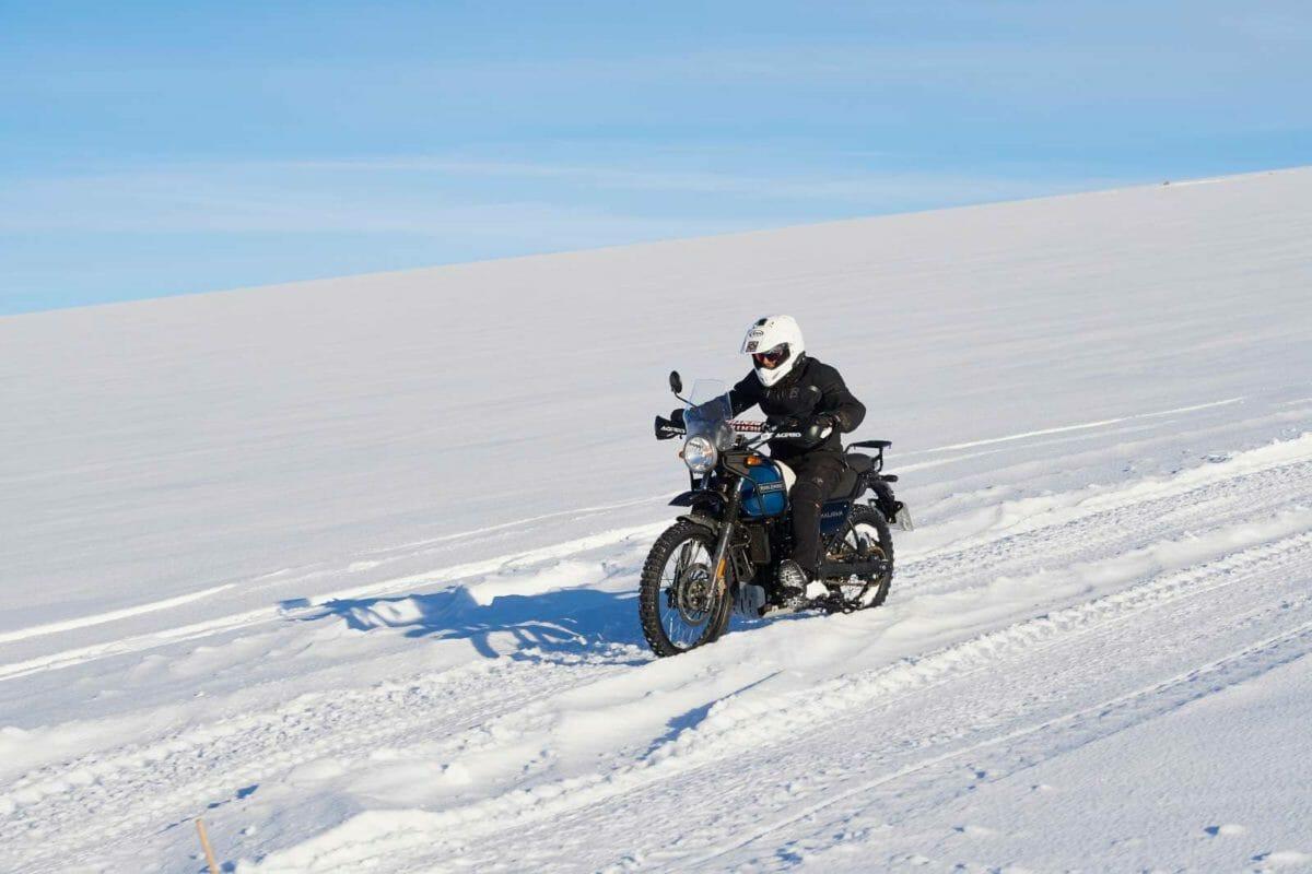 Royal Enfield South Pole (3)