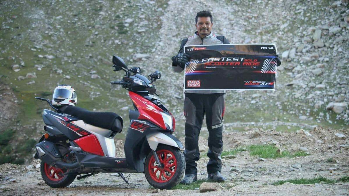 TVS Ntorq 125 Race XP Shamim Khan (2)