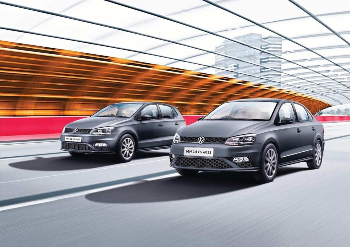 VW Polo and Vento matte edition launched