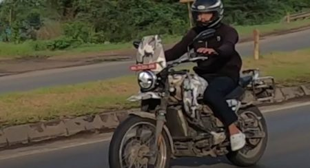 Upcoming Yezdi Roadking And ADV Spied Together; Should RE Himalayan And Meteor Worry?