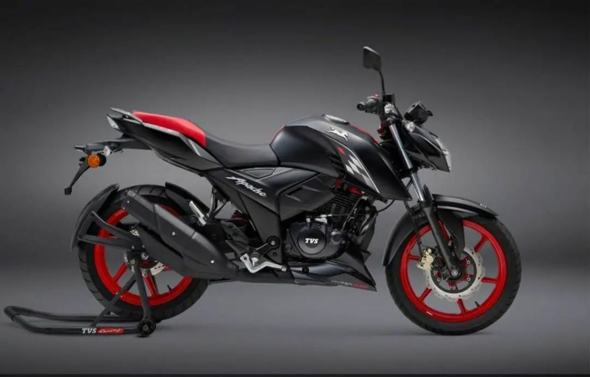 tvs apache rtr 160 special edition